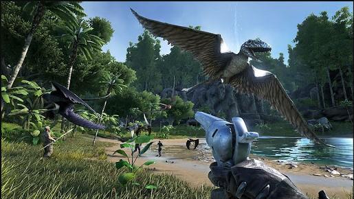 ARK Survival Evolved en PS4