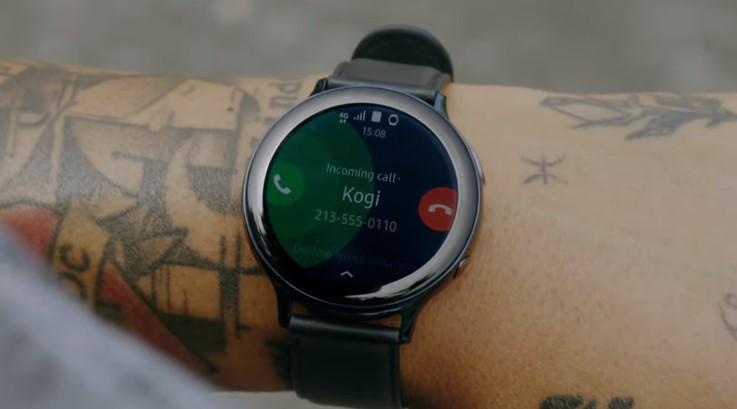 Responder llamadas con reloj inteligente
