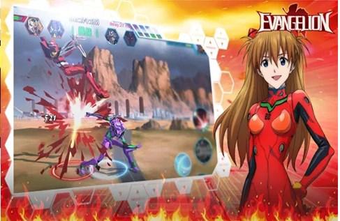 Eva Dawn juego anime gratis