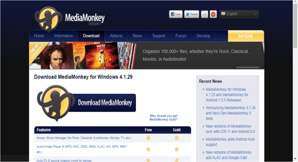 MediaMonkey
