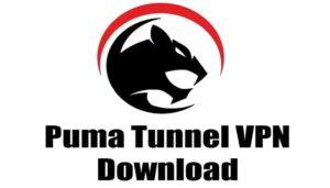 Puma Tunnel VPN Latest Apk