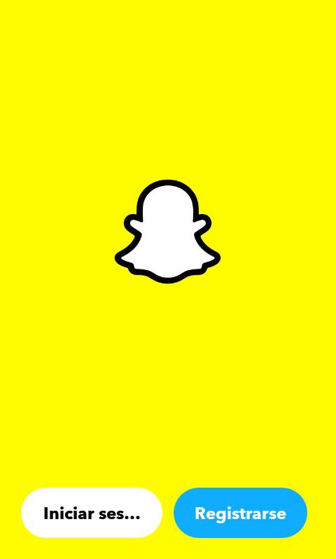 Como descargar y actualizar snapchat.