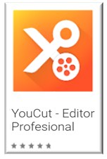 Youcut editor de video alternativa a iMovie