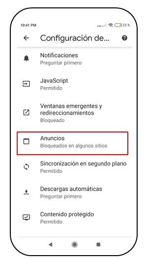 Cómo instalar Adblock en Chrome Android