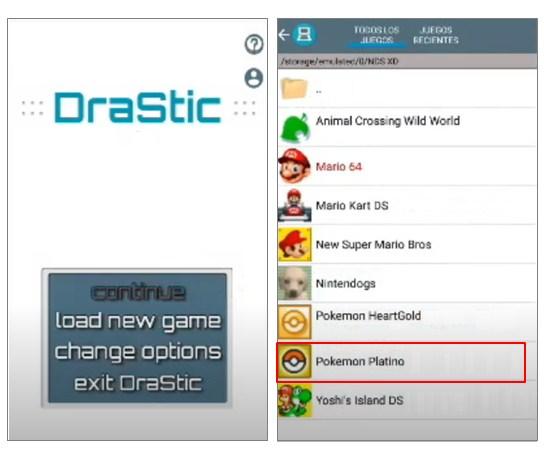 Descargar Pokémon Platino para Android