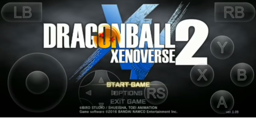 Descargar Dragon Ball Xenoverse 2 para Android.