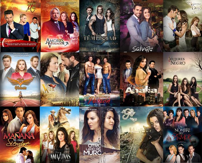 Las mejores páginas de telenovelas online