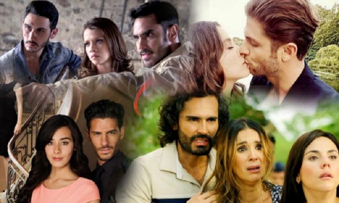 páginas de telenovelas